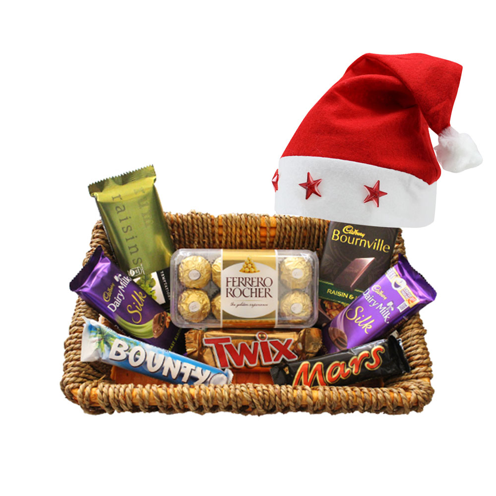 Premium Christmas Chocolate Gift 4